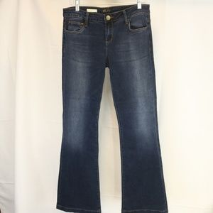 Kut from the Kloth Women's 6 Jeans Crissy Flare